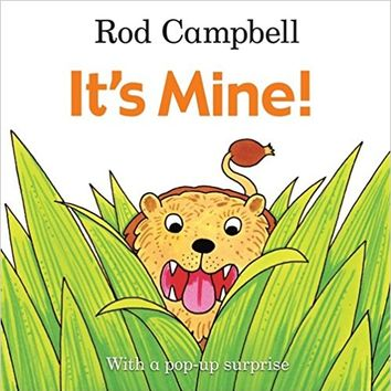 It's Mine! Board book – January 1, 2015