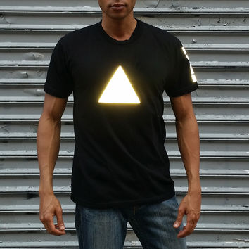 APP-003 3 POINT TEE with 3M reflective