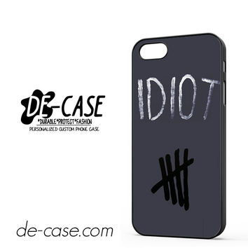 Idiot 5sos Hater For Iphone 5 Iphone 5S Case Phone Case Gift Present