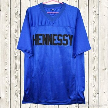 Hennessy Queens Bridge Football Jersey 95