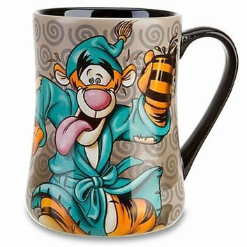 Disney Tigger 'Wired for Another Day' Coffee Mug