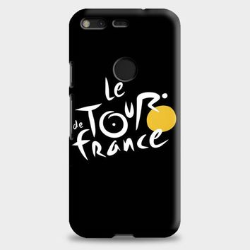 Le Tour De France Bicycle Bike Cycling Google Pixel Case