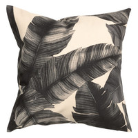 H&M Patterned Cushion Cover $12.99
