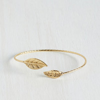 Boho Think of Me Frond-ly Bracelet by ModCloth