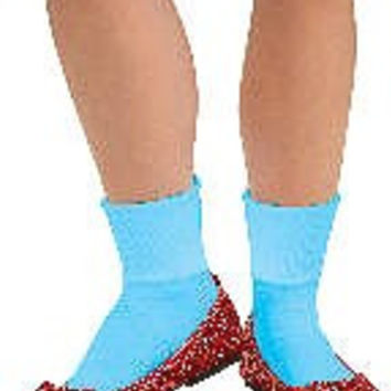 Adults Wizard of Oz Dorothy Sequin Shoes