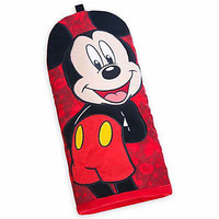 disney parks mickey mouse oven mitt potholder new with tag