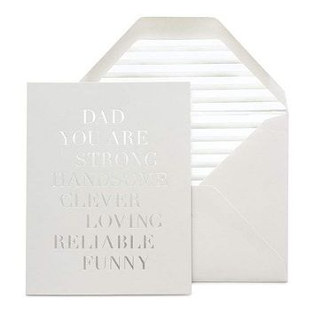 Dad, You Are Card