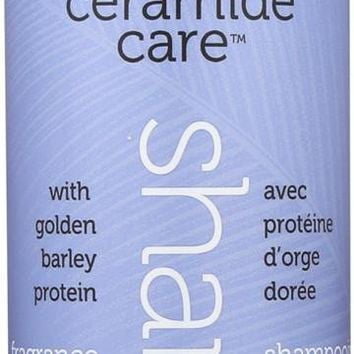 Earth Science Ceramide Care Fragrance Free Shampoo - Case Of 1 - 10 Fl Oz.