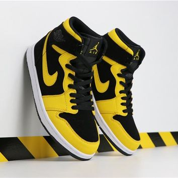 "Air Jordan 1 Mid ""New Love"" 2017 Retro - Best Deal Online"