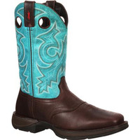 Rebel by Durango Saddle Pull-On Western Boot