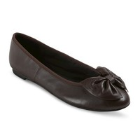 Women's Sam & Libby Chelsea Bow Genuine Leather Flat - Assorted Colors