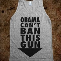 Obama Can't Ban This Gun
