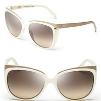 Fendi Sleek Sunglasses | Bloomingdale's