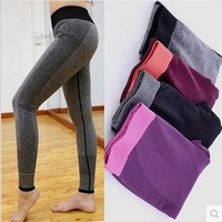 Plus Size Elastic Leggings for Women Adventure Time Bodybuilding Workout Clothing Quick Drying  Leggings for Women