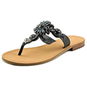 Ivanka Trump Womens Leather Sandals