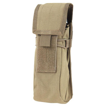 24 Oz Water Bottle Pouch Color- Tan