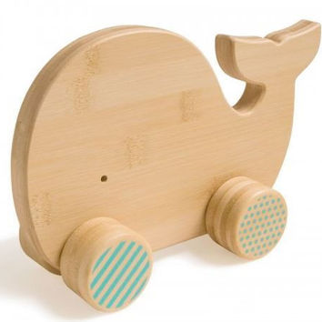 Whale Mighty Push Toy