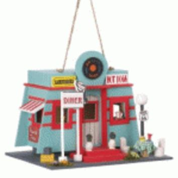 Fifties Diner Birdhouse (pack of 1 EA)