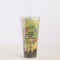 You  Can  Do  Anything  #livehappy  On  The  Go  Cup    From  Natural  Life
