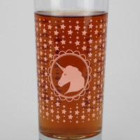 Printed Highball Glass - Urban Outfitters