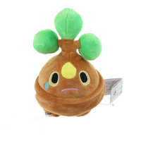 Pokemon Center Pokedoll 17cm  Bonsly cute Plants tree Stuffed Plush Toy doll Great gift for children