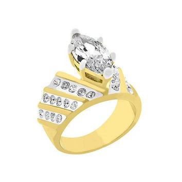 Bold And Beautiful Ring