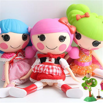 10.5 Inch Lalaloopsy dolls Toy for Children Girls Gifts Brinquedos Classic ABS 3 Colors For Options Pink 27cm