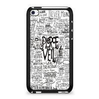 Pierce The Veil Song Lyric iPod Touch 4 | 4th Gen case