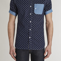 Cuffed Short Sleeve BD Shirt