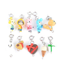 Animal Crossing: New Leaf Mascot Keychain Series 2 (Set of 10)