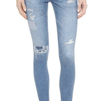 AG Digital Luxe Legging Ankle Jeans