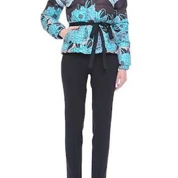 Etro Paisley Print Down Puffer Jacket | Nordstrom