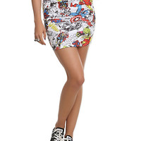 Marvel Avengers Contour Skirt | Hot Topic