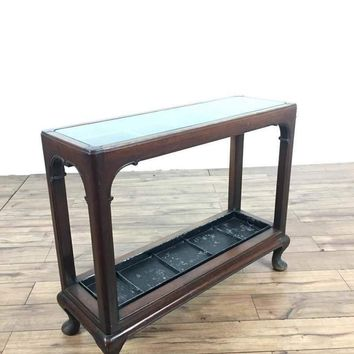 Vintage Two-Tier Table