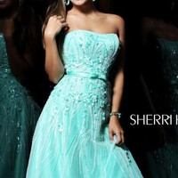 Sherri Hill 1566 Dress - MissesDressy.com