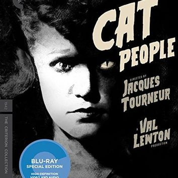 Simone Simon & Kent Smith & Jacques Tourneur-Cat People The Criterion Collection