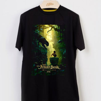 The Jungle Book Movie T-shirt Men, Women Youth and Toddler