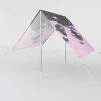 Forgetfulness Sun Shade by duckyb