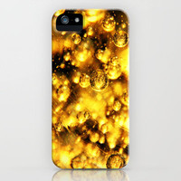 sunny bubbles  iPhone Case by Marianna Tankelevich | Society6