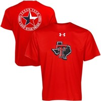 Under Armour Texas Tech Red Raiders Special Games Performance T-Shirt - Red