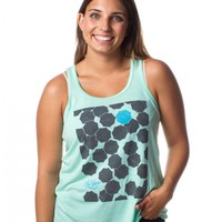 Be You Flowy Racerback Tank