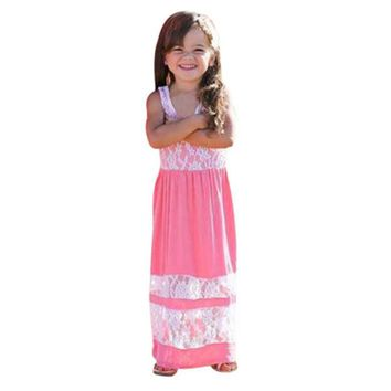Girl Wedding and Party Princess Dress