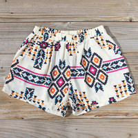 Dreamy Sky Shorts