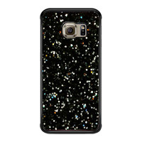 Glitter 618a9c66-a508-47cd-9103-64e1b011859e FOR SAMSUNG GALAXY S6 EDGE CASE**AP*