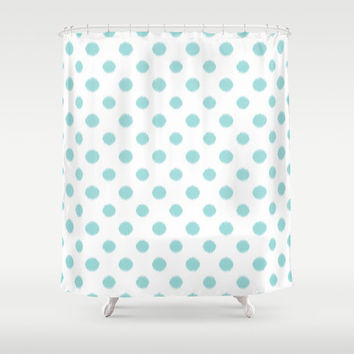 Tiffany Blue Shower Curtain Home Decor