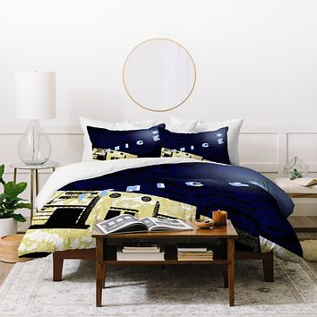 Amy Smith Venice Duvet Cover