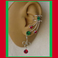 Christmas Earcuff Special - For December only