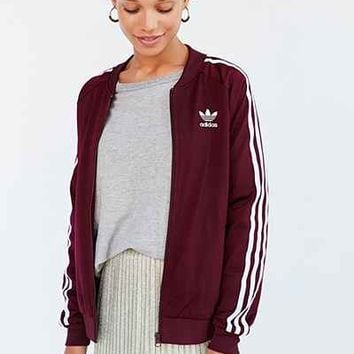 adidas Originals Adicolor Supergirl Track Jacket - Urban Outfitters