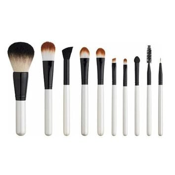 Perfect 10 - 10-Piece - Makeup Brush Set