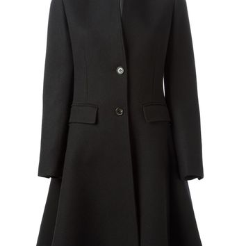 Neil Barrett flared hem jacket